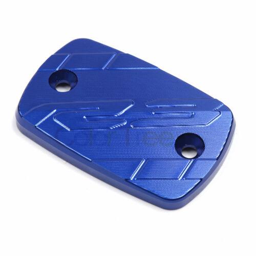 New CNC Aluminum 3D Front Brake Reservoir Cover Cap For Yamaha R3 R25 2015 2016