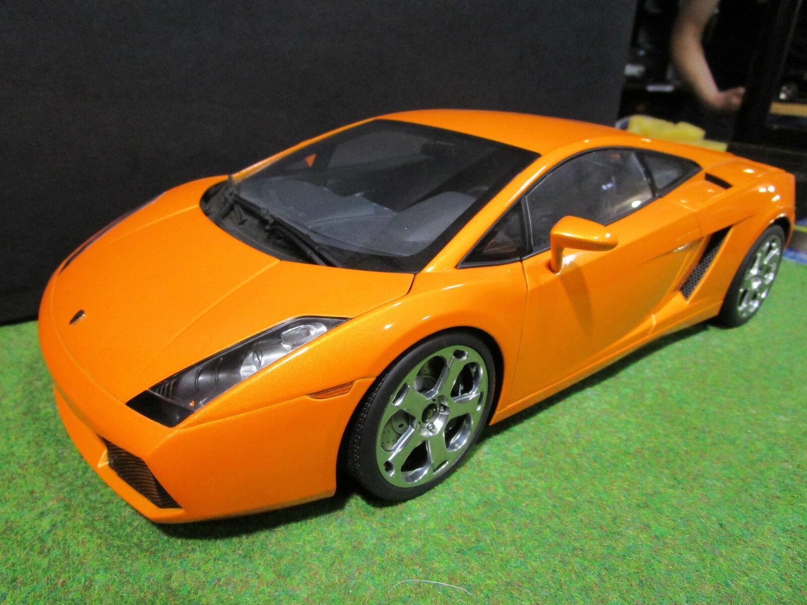 bajo precio del 40% LAMBORGHINI GALLARDO Naranja métal 1 12 AUTOART AUTOART AUTOART 12092 voiture miniature collectio  envío gratuito a nivel mundial