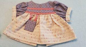 Dress-short-Sleeve-For-Approx-9-13-16in-Bears-Or-Puppen-Der-Spring-Kann