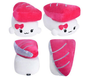 Home-Decorative-Japanese-Food-Sushi-Soft-Cushion-Choba-MACKEREL-12-034-inch-30-cm