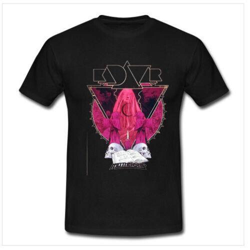 KADAVAR Band Tshirt Black New Men/'s Tshirt Tee Size S to 3XL