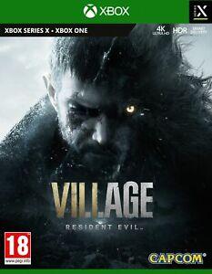 Resident Evil Village: Limited Ed Lenticular (Xbox One)Brand New & Sealed