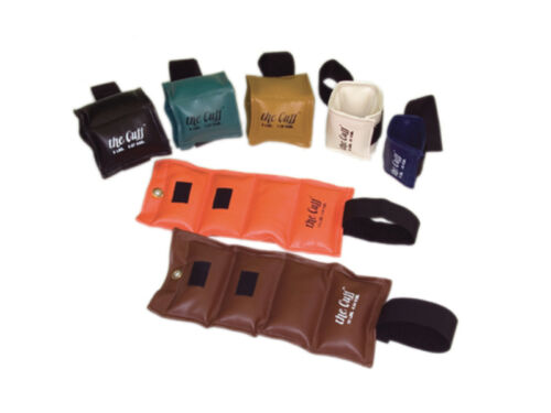 Fabrication Enterprises The Original Cuff Ankle and Wrist Weight 7 Piece Set