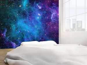 Galaxy-stars-abstract-space-photo-Wallpaper-wall-mural-46112002-Space
