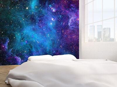 Galaxy Stars Abstrait Espace Photo Papier Peint Décoration Murale 46112002