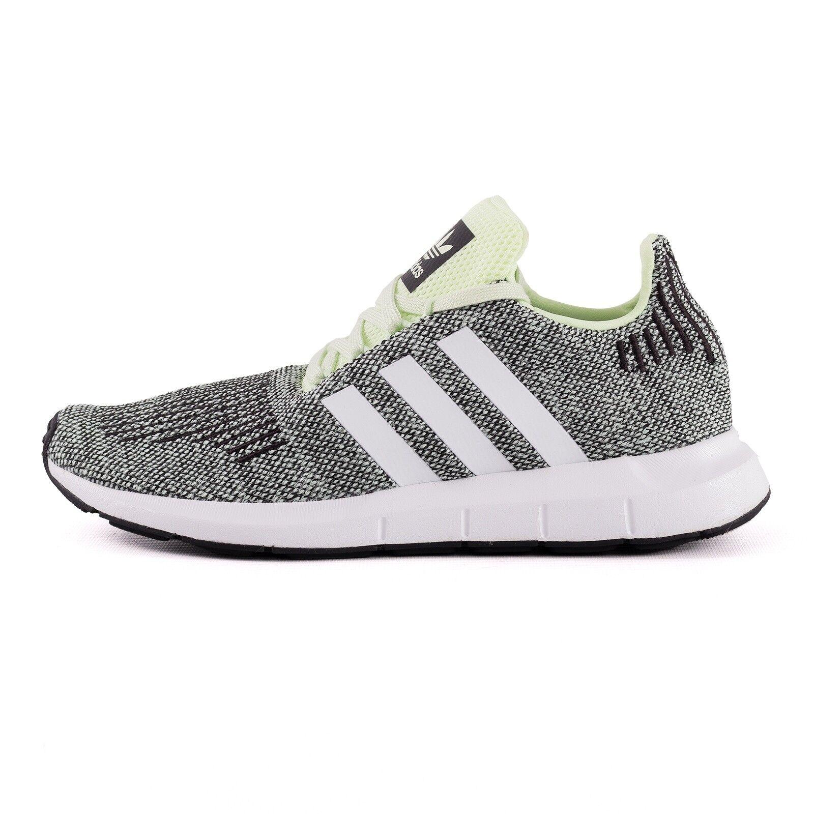 Adidas Swift Correr Zapatos Zapato 51406 De Hombre Zapatillas aerogrün 51406 Zapato ea7260