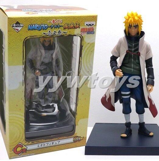 """Anime Naruto Shippuden Namikaze Minato 6"""" Toy Figure Doll New in Box"""