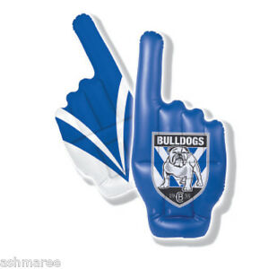 NRL-Canterbury-Bulldogs-Inflatable-Hand-Grand-Final-Time