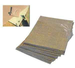 4-x-SOFT-LINO-BLOCK-PRINTING-BOARD-HESSIAN-BACKED-TILE-150mm-x-100mm-3-2mm-THICK