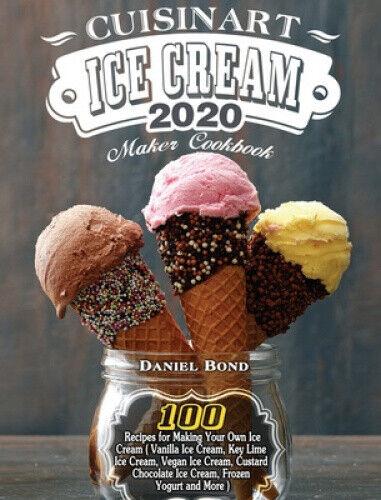 Cuisinart Ice 100 Compressor Ice Cream And Gelato Maker For Sale Online Ebay