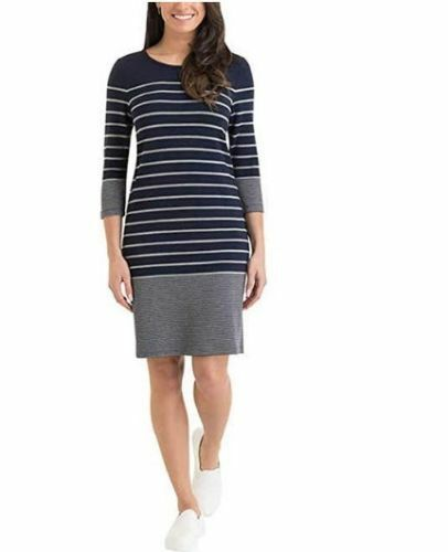 Hilary Radley Ladies/' 3//4 Sleeve Dress VARIETY SIZE /& COLOR! SALE NEW