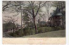 KIPPEN FROM SHIRGARTON: Stirlingshire postcard (C15040)