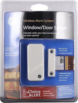 Wireless Alarm System Keychain Remote Home House GE Choice Alert Alarm NEW