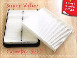 Combo Set Engine And Cabin Air Filter For Kia Sorento 2014