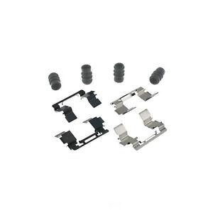 Front CARQUEST H5654A Disc Brake Hardware Kit