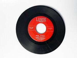 Vintage 1960 CAJUN FRENCH Zydeco Shirley Bergeron QUEL ETOILE, USA LANOR #500