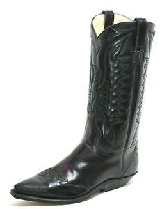 118 Westernstiefel Bottes de Cowboy Line Dance Catalan Style Cuir ,25099 Buffalo
