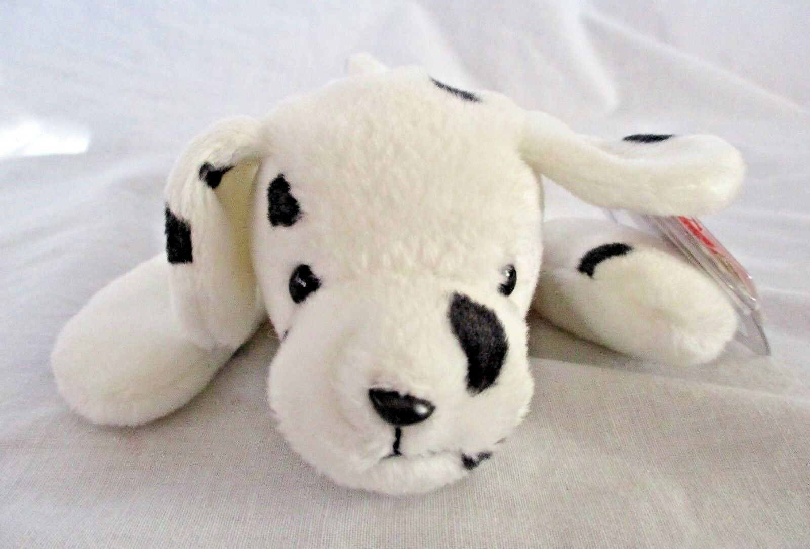 Ty Beanie Baby Sparky 4th Generation with 3rd Generation Tush Tag PVC Filled