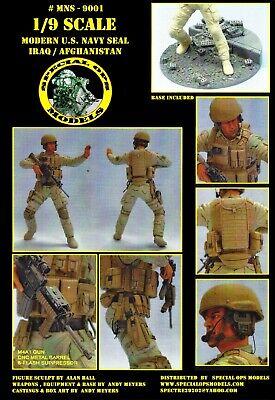 1//9  200mm 1:10 Modern Navy Seal Iraq  Afghanistan