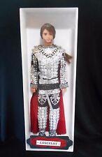 Lancelot ~ medieval Knight Guinevere King Arthur barbie KEN doll ooak custom