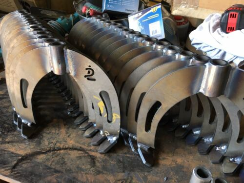 """Pipe Clamp Hold Down For Sumner Fold A Jack Stand 1/"""" thru 6/"""" pipe 1ea per bid"""