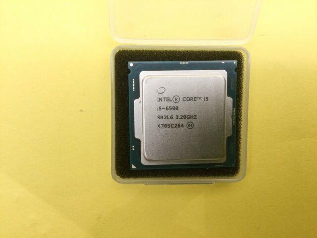 SR2L6 Intel Core Processor i5-6500 LGA 1151 3.20GHz 6MB Cache CPU