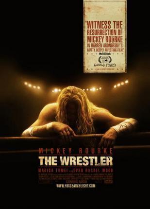 Wrestler The Movie Poster 24x36