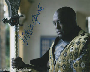DeObia-Oparei-Game-of-Thrones-Autographed-Signed-8x10-Photo-COA