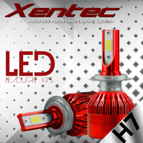 XENTEC H7 LED Headlight Kits Low Beam for BMW 320i 323i 328i 335i 530i 540i Z4