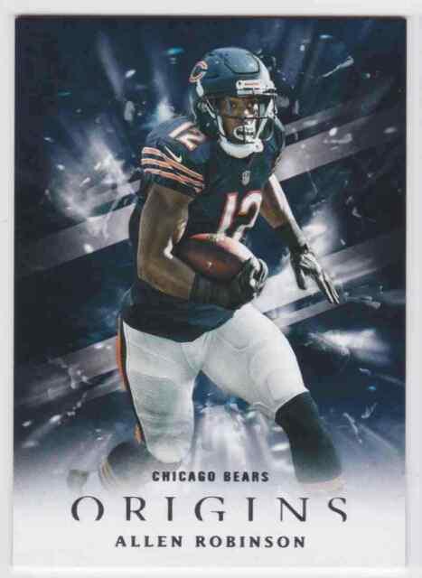 2018 ORIGINS ALLEN ROBINSON CHICAGO BEARS #18