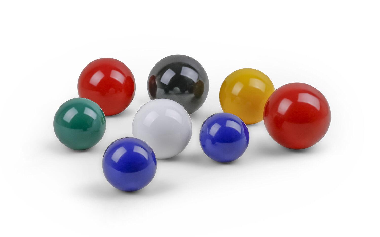 Lanzamiento de peso - bola de acero de competición – 1 2 3 4 5 6 6,25 7,26 kg