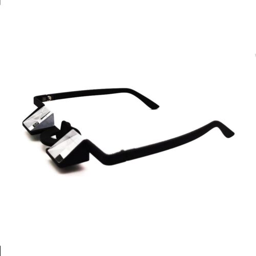 Strap Light Weight High Transparent Belay Glasses for Climbing with Hard Case