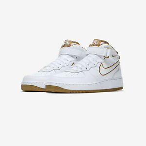 finest selection 07995 0e0eb Image is loading Nike-Air-Force-1-Mid-039-07-LTHR-