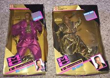 1991 Mattel Gi Joe Barbie Mc Hammer In Box Tape And Boombox Set  Action Figure