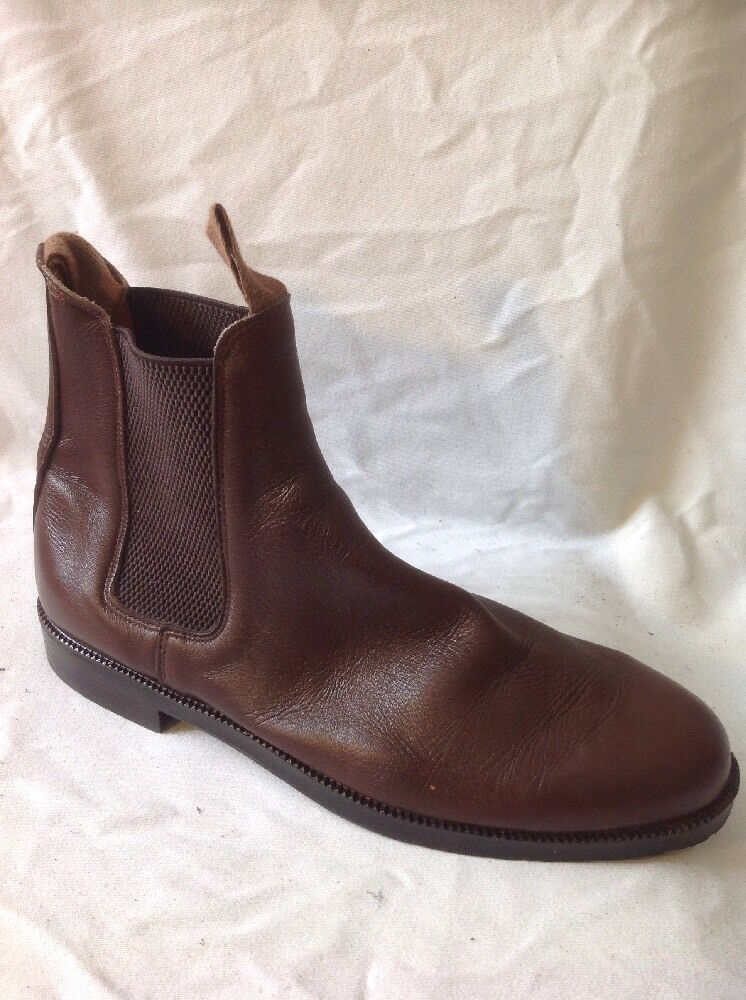 Graham Brown Ankle Leather Boots Size 6