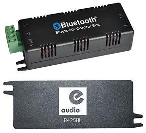 E-audio bluetooth 4.0 stéréo audio amplificateur 2 x 15W sound