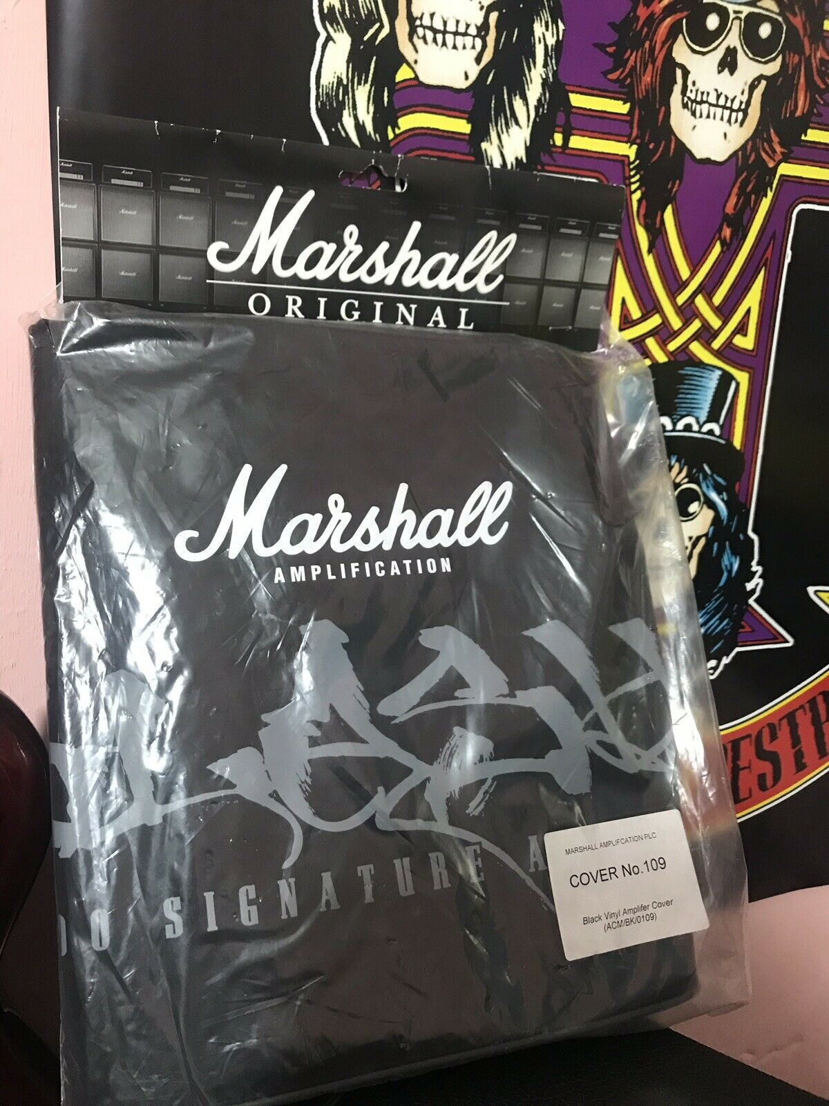 Marshall AFD 100 Genuine Cover New