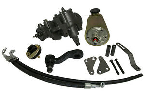 1967 68 69 70 71 72 chevy \u0026 gmc truck power steering conversion kitimage is loading 1967 68 69 70 71 72 chevy amp
