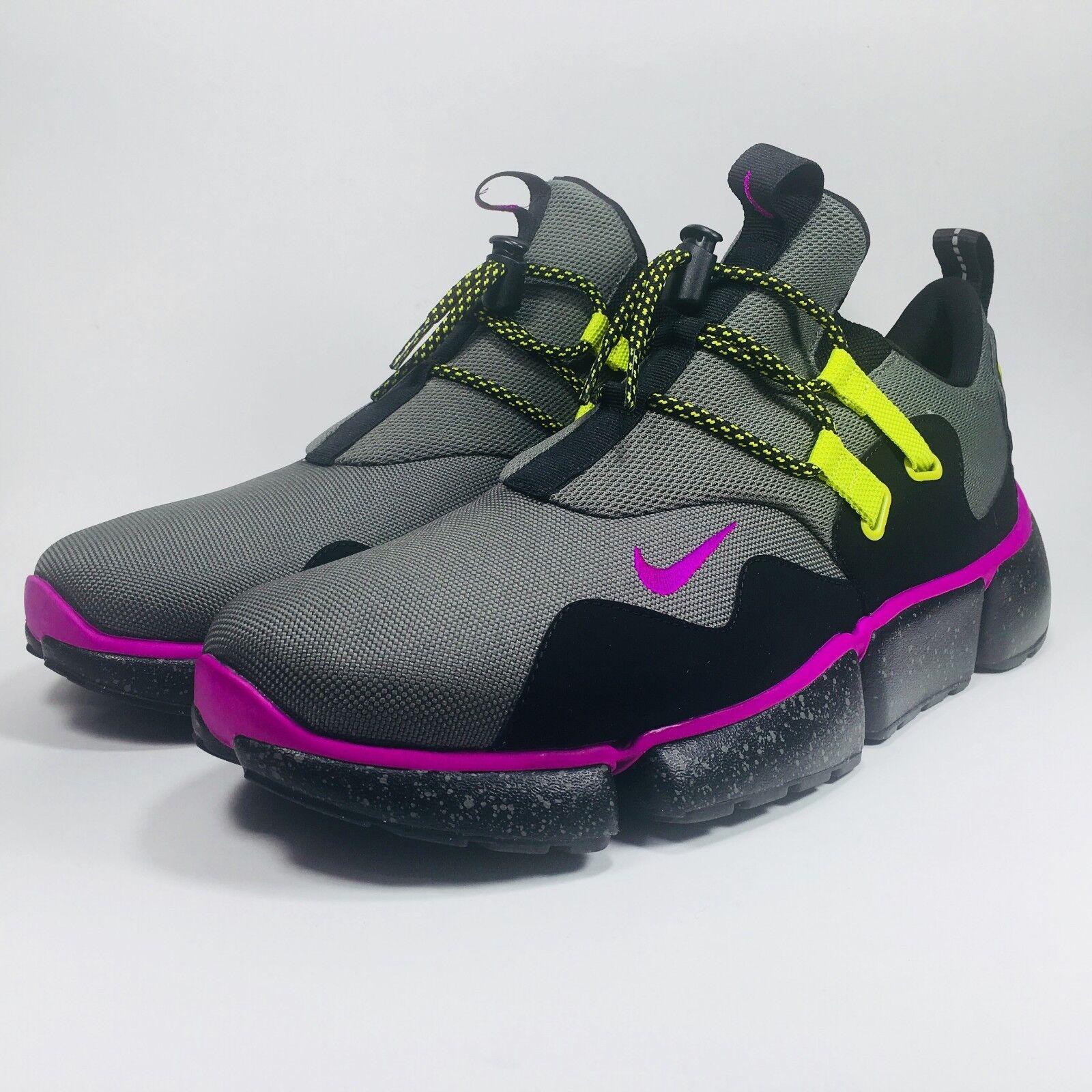Nike coltellino dm nero su river rock biolet nero dm 47 ah9709-001 59507e