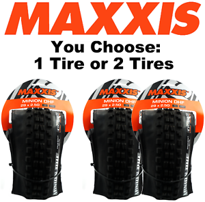 1 or 2Pak Maxxis DHF M301RU 29 x 2.50  Tubeless Ready EXO Fold Downhill AM Bike