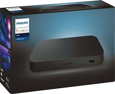 Philips Hue Play Hdmi Sync Box 4k Ue Negro Env 237 O