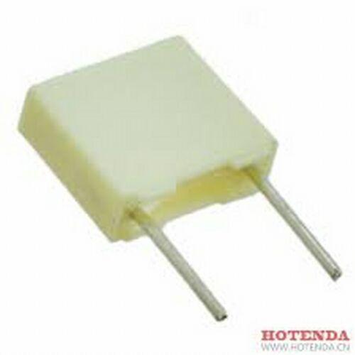 Condensateur 1uF 1000nF Poly Box 63 V 5.08 mm polyester 10/% BQ074D0105K x 1pc