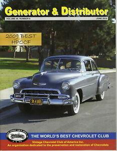 1952-Styleline-Deluxe-Chevrolet-Generator-amp-Distributor-Magazine-Volume-49