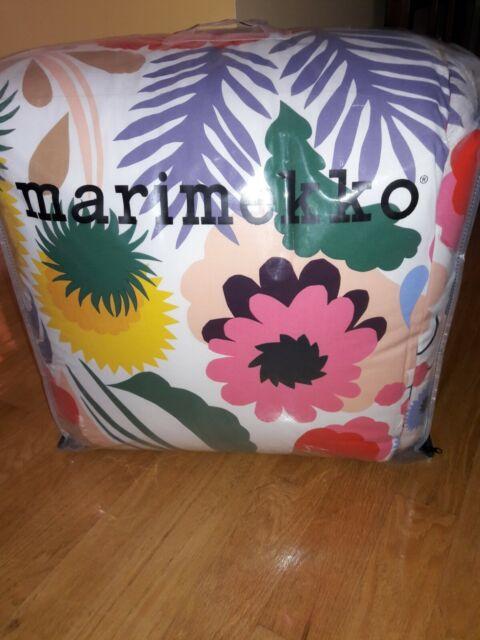 Marimekko 221432 Ojakellukka Comforter Set King Multi For Sale Online Ebay