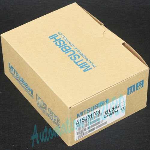 1PC New In Box MITSUBISHI PLC A1SJ51T64 One year warranty