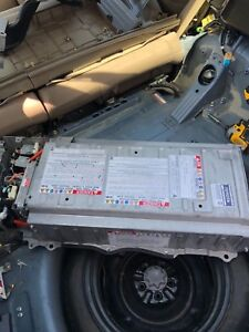 Image Is Loading 04 09 Toyota Prius Hybrid Battery New Cells