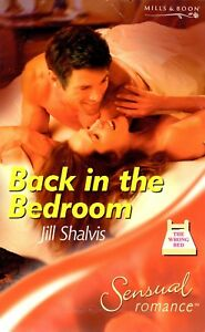Back in the Bedroom by Jill Shalvis Paperback 2004 - Carnforth, United Kingdom - Back in the Bedroom by Jill Shalvis Paperback 2004 - Carnforth, United Kingdom