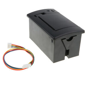 RS232-TTL-USB-Thermal-Receipt-Printer-58mm-701-For-Supermarket-Small-Ticket