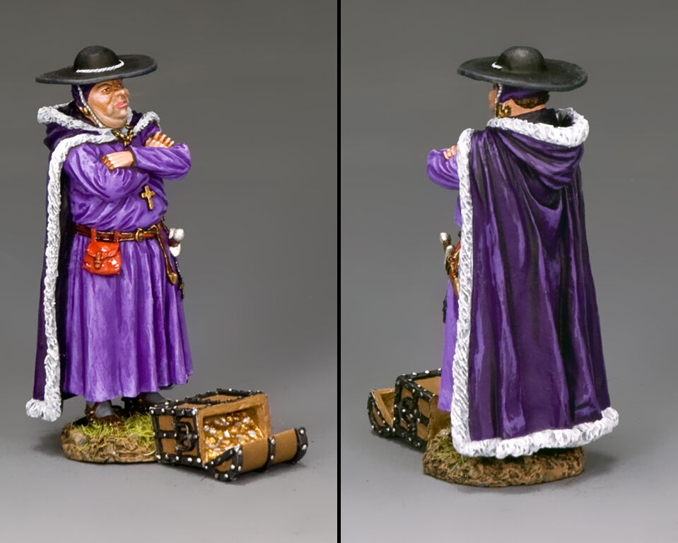 KING AND COUNTRY The Bishop of Nottingham, Robin Hood Series RH030 RH30