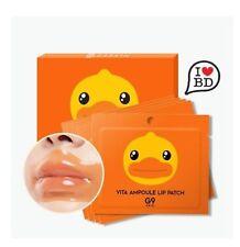[G9SKIN] Vita Ampoule Lip Patch 3g X 5pcs - 1SET / With Vitamin C / K-Beauty